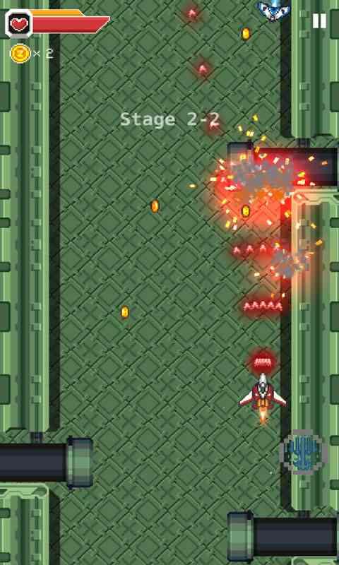 变装战机2:银河射击1