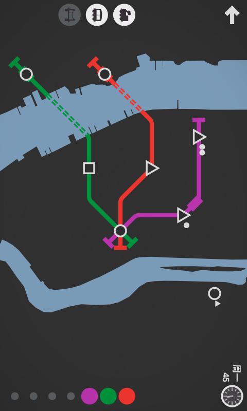 模拟地铁(中文正版)4