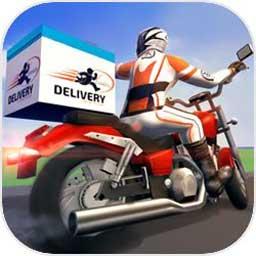 快递摩托车下载