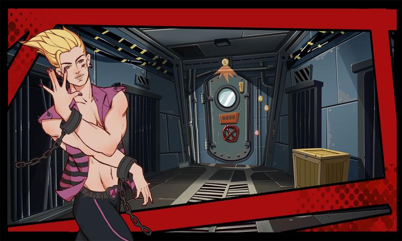 关不住先生:逃离深海监狱1